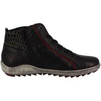 Chaussures Femme Bottines Remonte Dorndorf r1494 noire