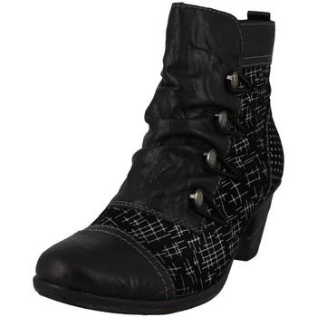 Chaussures Femme Bottines Remonte Dorndorf d8792 noir