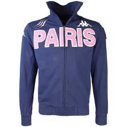 Vêtements Homme Sweats Kappa Sweat rugby Stade Français Par Bleu