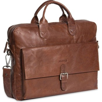 Sacs Homme Sacs ordinateur Justified 15 pouces Everest Marron