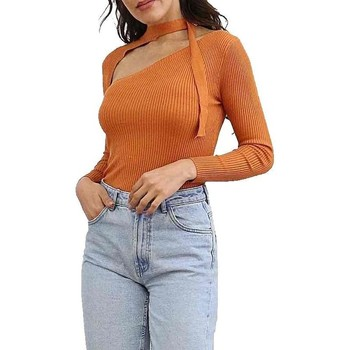 Vêtements Femme Tops / Blouses Cendriyon Tops Orange Vêtements Femme Orange