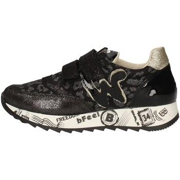 Chaussures Fille Baskets basses Balducci JAR1760 NOIR