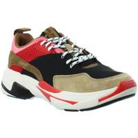 Chaussures Femme Baskets basses Pepe jeans Sneakers  ref_47206 999 Noir noir