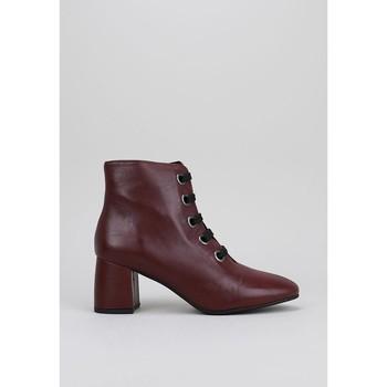 Chaussures Femme Bottines Krack  Bordeaux