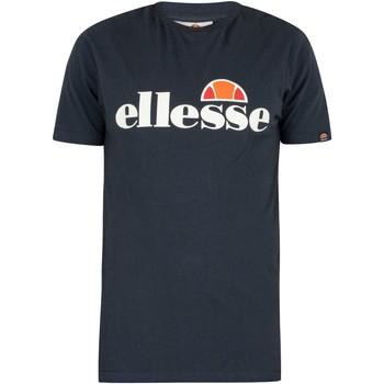 Vêtements Homme T-shirts manches courtes Ellesse Pour des hommes SL Prado T-shirt, Bleu bleu