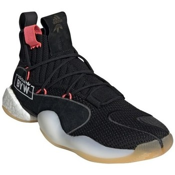 Chaussures Homme Baskets montantes adidas Originals Crazy BYW X Noir