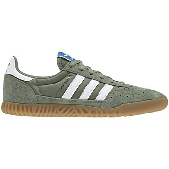 Chaussures Homme Sport Indoor adidas Originals Indoor Super Vert