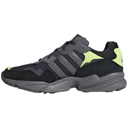 Yung-96  adidas Originals  baskets basses  homme  noir