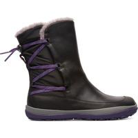 Chaussures Femme Bottes Camper Peu pista K400386-001 Bottes Femme noir