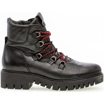 Chaussures Femme Bottines Gabor Bottines Noir