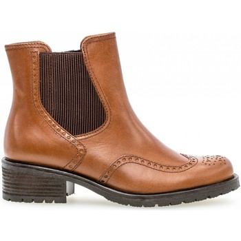 Chaussures Femme Bottines Gabor Bottines Marron