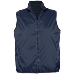 Vêtements Gilets / Cardigans Sols WINNER UNISEX REVERSIBLE Azul