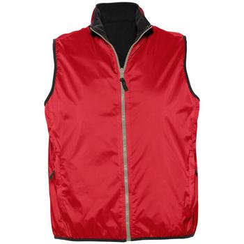 Vêtements Gilets / Cardigans Sols WINNER UNISEX REVERSIBLE Rojo