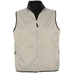 Vêtements Gilets / Cardigans Sols WINNER UNISEX REVERSIBLE Beige