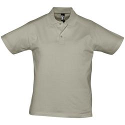 Vêtements Homme Polos manches courtes Sols PRESCOTT CASUAL DAY Beige