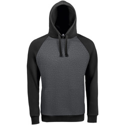 Vêtements Homme Sweats Sols SEATTLE KANGAROO MEN Negro