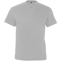 Vêtements Homme T-shirts manches courtes Sols VICTORY COLORS Gris