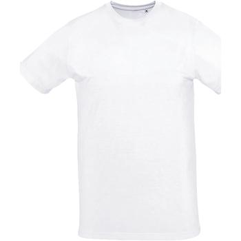 Vêtements Homme T-shirts manches courtes Sols SUBLIMA CASUAL MEN Blanco