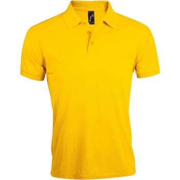 Vêtements Homme Polos manches courtes Sols PRIME ELEGANT MEN Amarillo