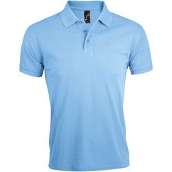 Vêtements Homme Polos manches courtes Sols PRIME ELEGANT MEN Azul