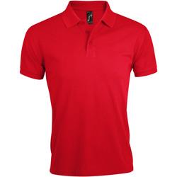 Vêtements Homme Polos manches courtes Sols PRIME ELEGANT MEN Rojo