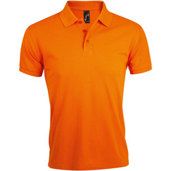 Vêtements Homme Polos manches courtes Sols PRIME ELEGANT MEN Naranja