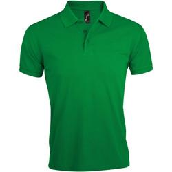 Vêtements Homme Polos manches courtes Sols PRIME ELEGANT MEN Verde