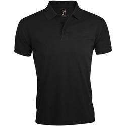 Vêtements Homme Polos manches courtes Sols PRIME ELEGANT MEN Negro