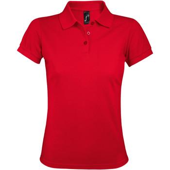 Vêtements Femme Polos manches courtes Sols PRIME ELEGANT WOMEN Rojo