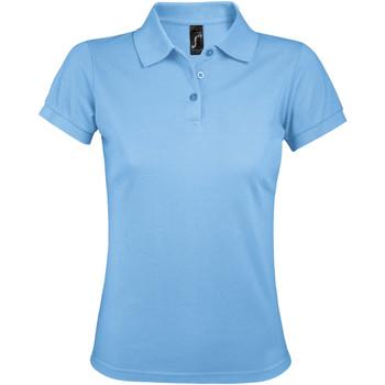 Vêtements Femme Polos manches courtes Sols PRIME ELEGANT WOMEN Azul