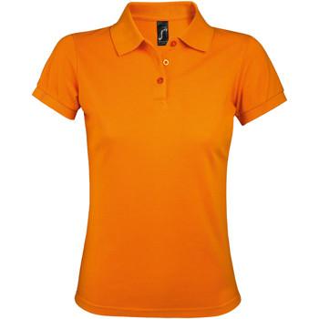 Vêtements Femme Polos manches courtes Sols PRIME ELEGANT WOMEN Naranja