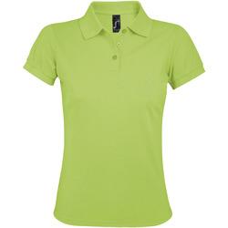 Vêtements Femme Polos manches courtes Sols PRIME ELEGANT WOMEN Verde