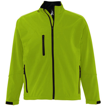 Vêtements Homme Blousons Sols RELAX SOFTSHELL Verde
