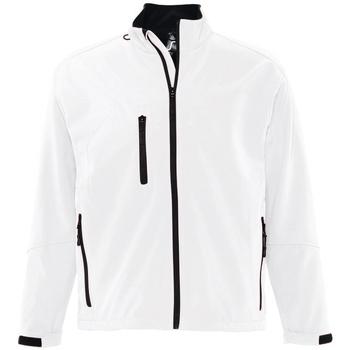 Vêtements Homme Blousons Sols RELAX SOFTSHELL Blanco