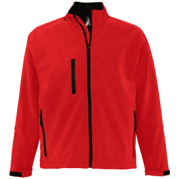 Vêtements Homme Blousons Sols RELAX SOFTSHELL Rojo