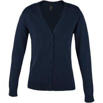 Vêtements Femme Gilets / Cardigans Sols GOLDEN ELEGANT WOMEN Azul