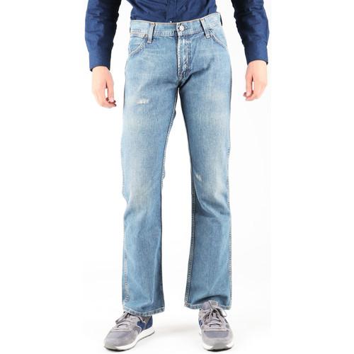 Vêtements Homme Jeans droit Wrangler Dayton W179EB497 niebieski