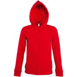Vêtements Femme Vestes de survêtement Sols SEVEN KANGAROO WOMEN Rojo