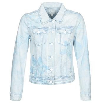 Vêtements Femme Vestes en jean Desigual WHAII Bleu