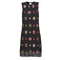 Vêtements Femme Robes courtes Desigual TRESOR Multicolore