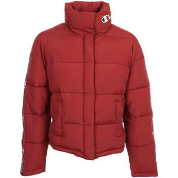 Vêtements Femme Doudounes Champion Jacket Wn's rouge