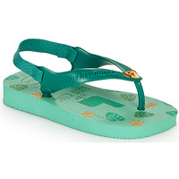Chaussures Enfant Tongs Havaianas BABY DISNEY CLASSICS II Green