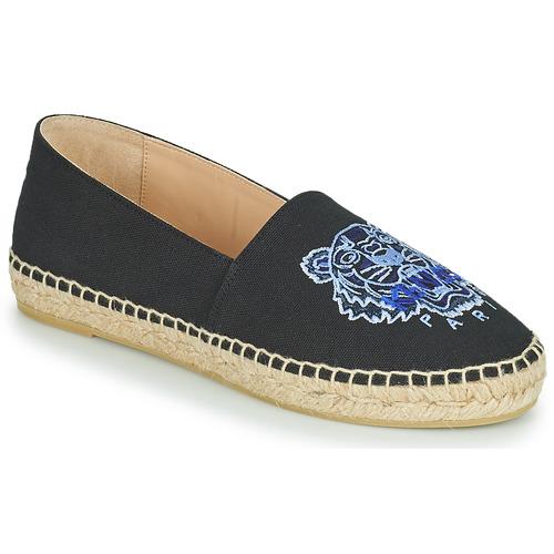Chaussures Femme Espadrilles Kenzo ESPADRILLE CLASSIC TIGER Noir