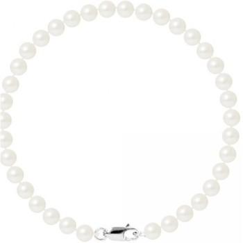 Montres & Bijoux Femme Bracelets Blue Pearls BPS K148 W - OB Blanc