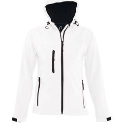 Vêtements Homme Vestes de survêtement Sols REPLAY WOMEN STYLE Blanco