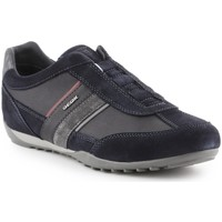 Chaussures Homme Slip ons Geox Wells A Noir