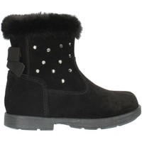 Chaussures Fille Boots Nero Giardini A921273F Noir