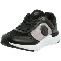 Chaussures Femme Baskets basses Colmar Baskets Travis  ref_46967 Noir noir