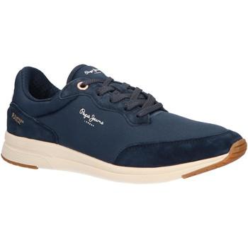 Chaussures Homme Baskets basses Pepe jeans PMS30575 JAYKER Azul