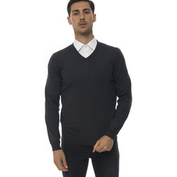 Vêtements Homme Pulls Hugo Boss BARAM-50419317061 grigio scuro